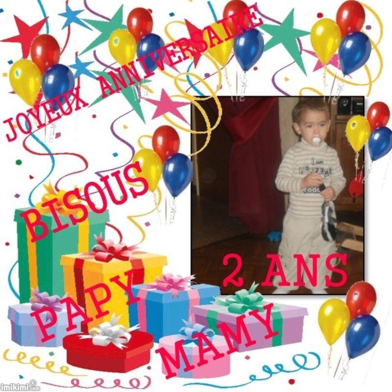 Joyeux anniversaire a notre petit fils enzo - Anniversaire garcon 11 ans ...